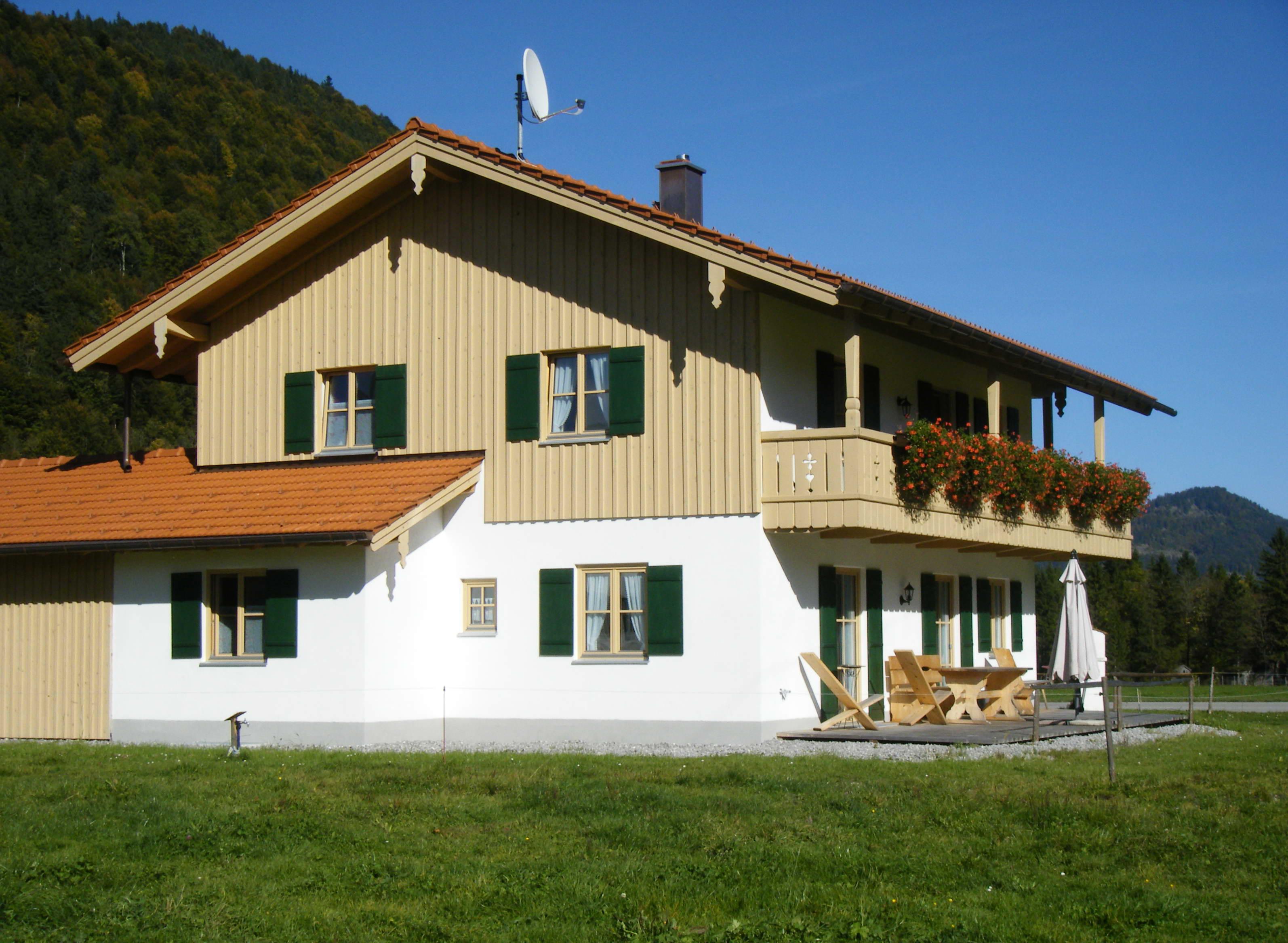 Gästehaus Erbhof von der Rückseite