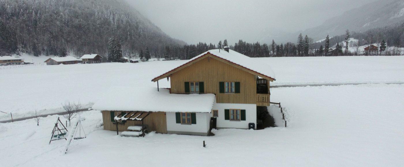 Ferienwohnung Erbhof in Jachenau