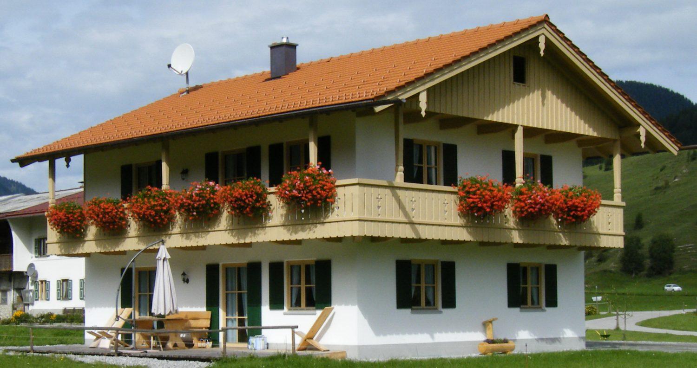 Ferienwohnung Erbhof in der Jachenau
